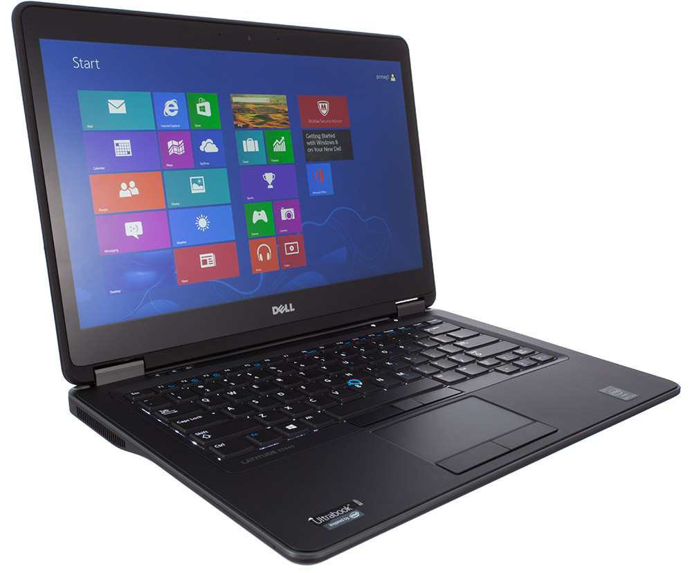 Dell Latitude E7440 Review