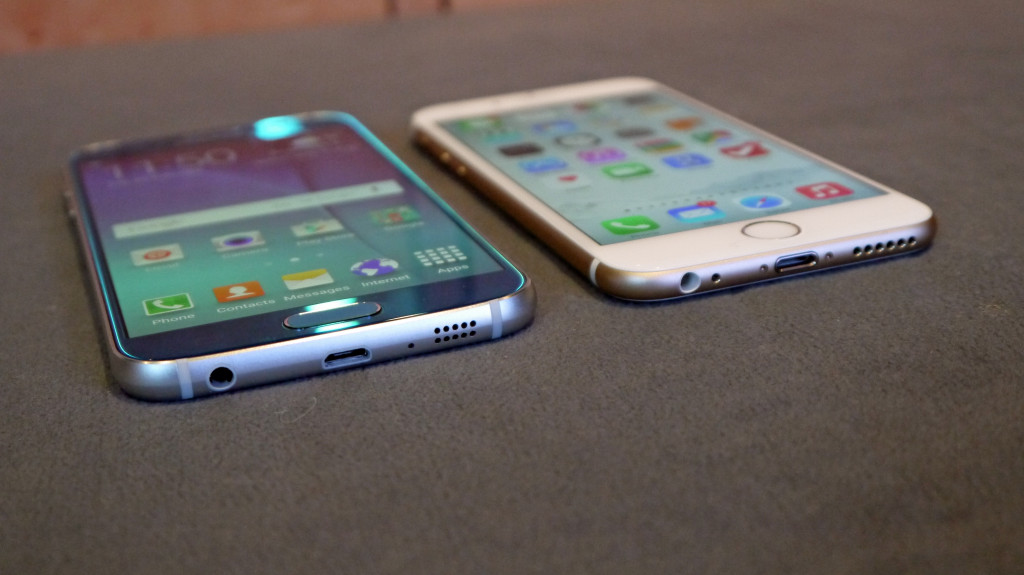 Samsung Galaxy S6 vs iPhone 6 Review