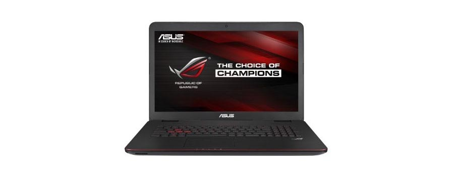 Asus Republic of Gamers GL771