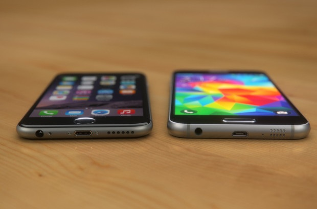 Samsung Galaxy S6 vs iPhone 6 Performance