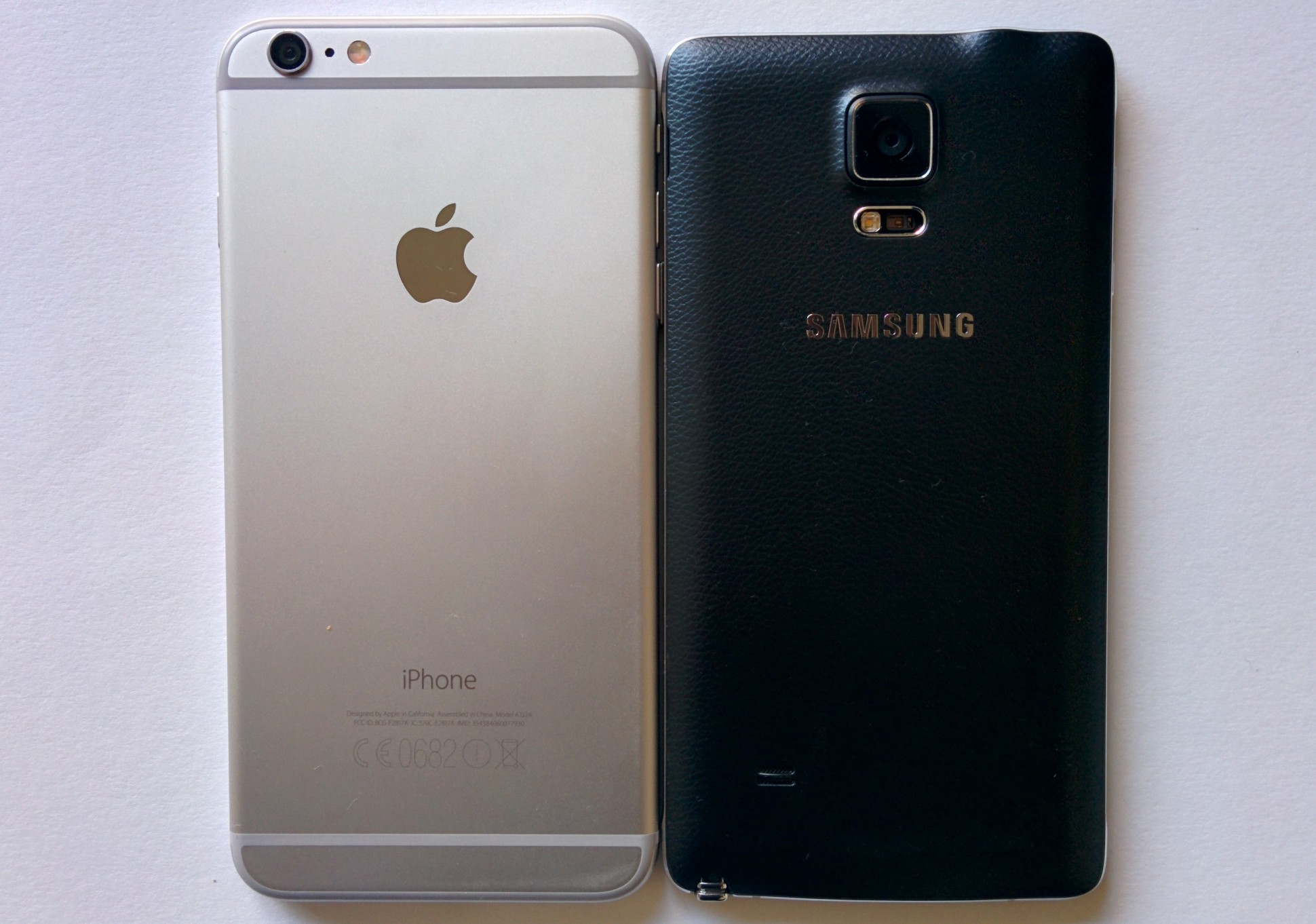 iPhone 6 Plus vs Samsung Galaxy Note 4 Camera