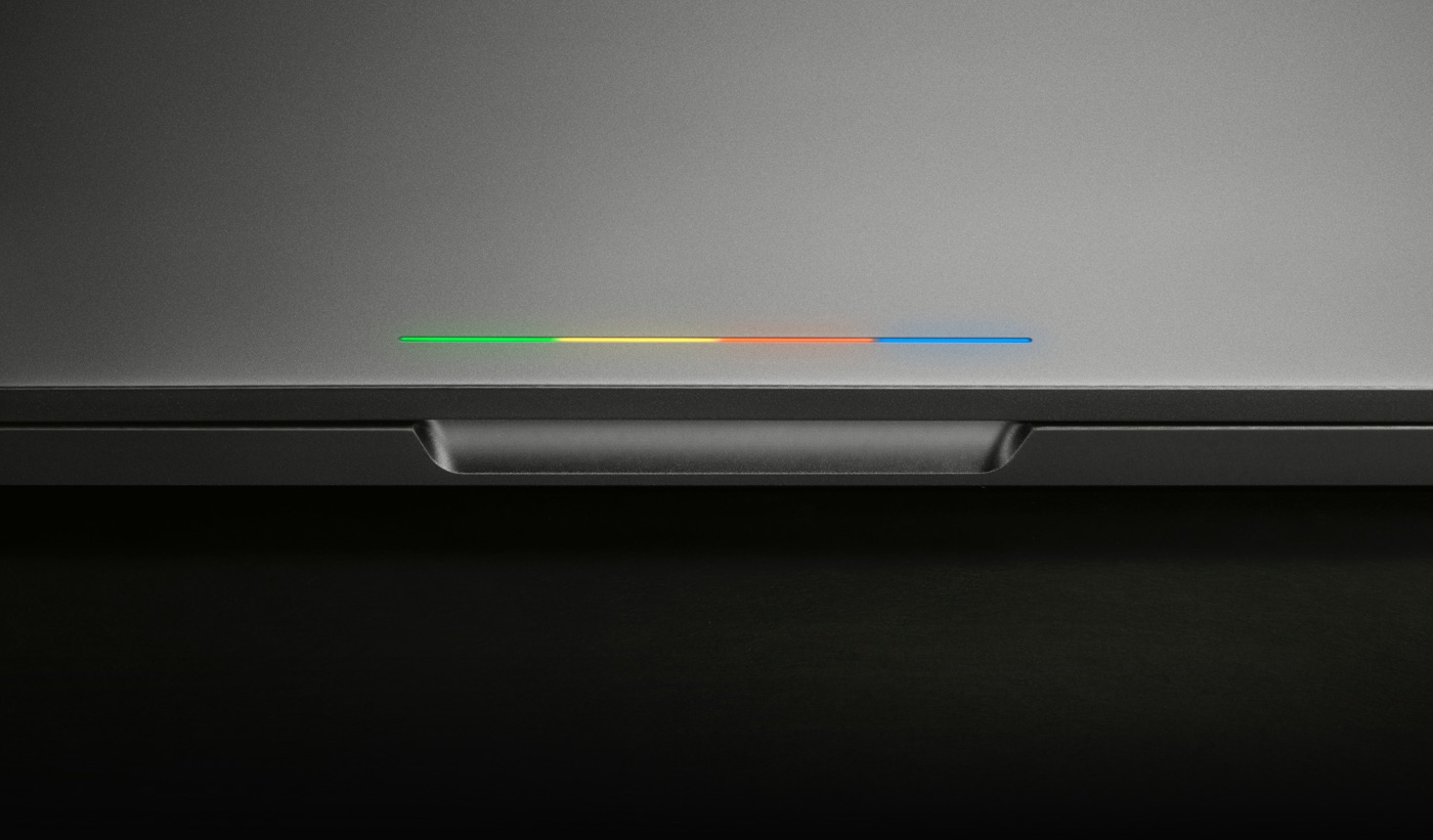 Pixel 2 ChromeBook LED Indicator
