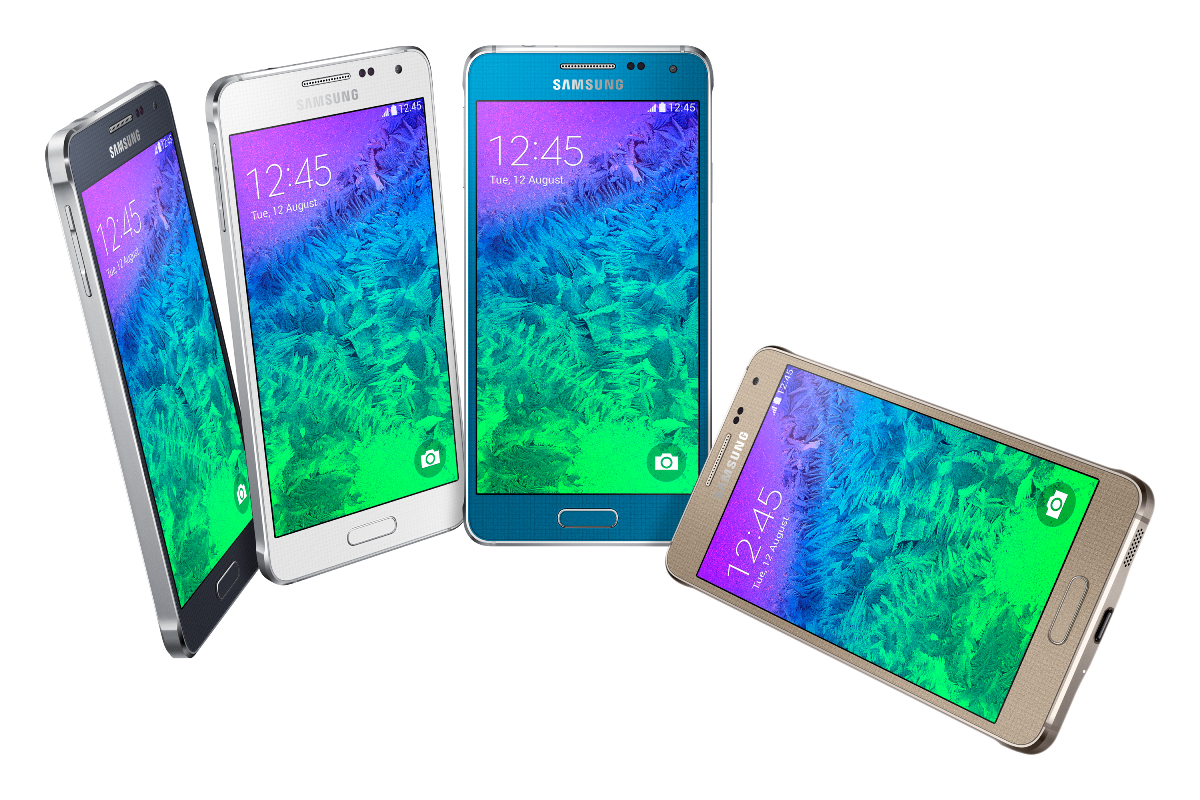 Samsung Galaxy Alpha Phones