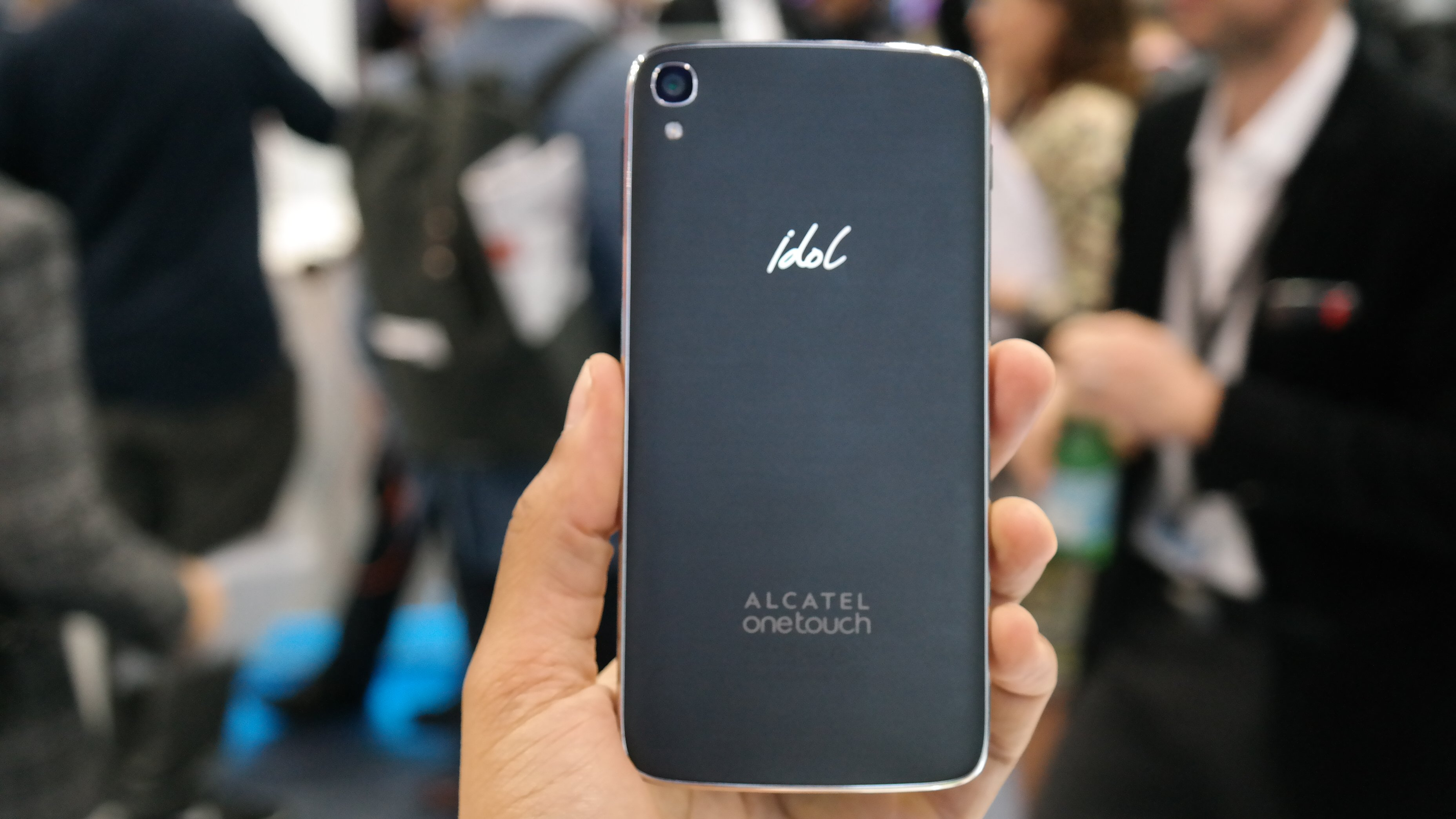 Alcatel OneTouch Idol 3 Camera
