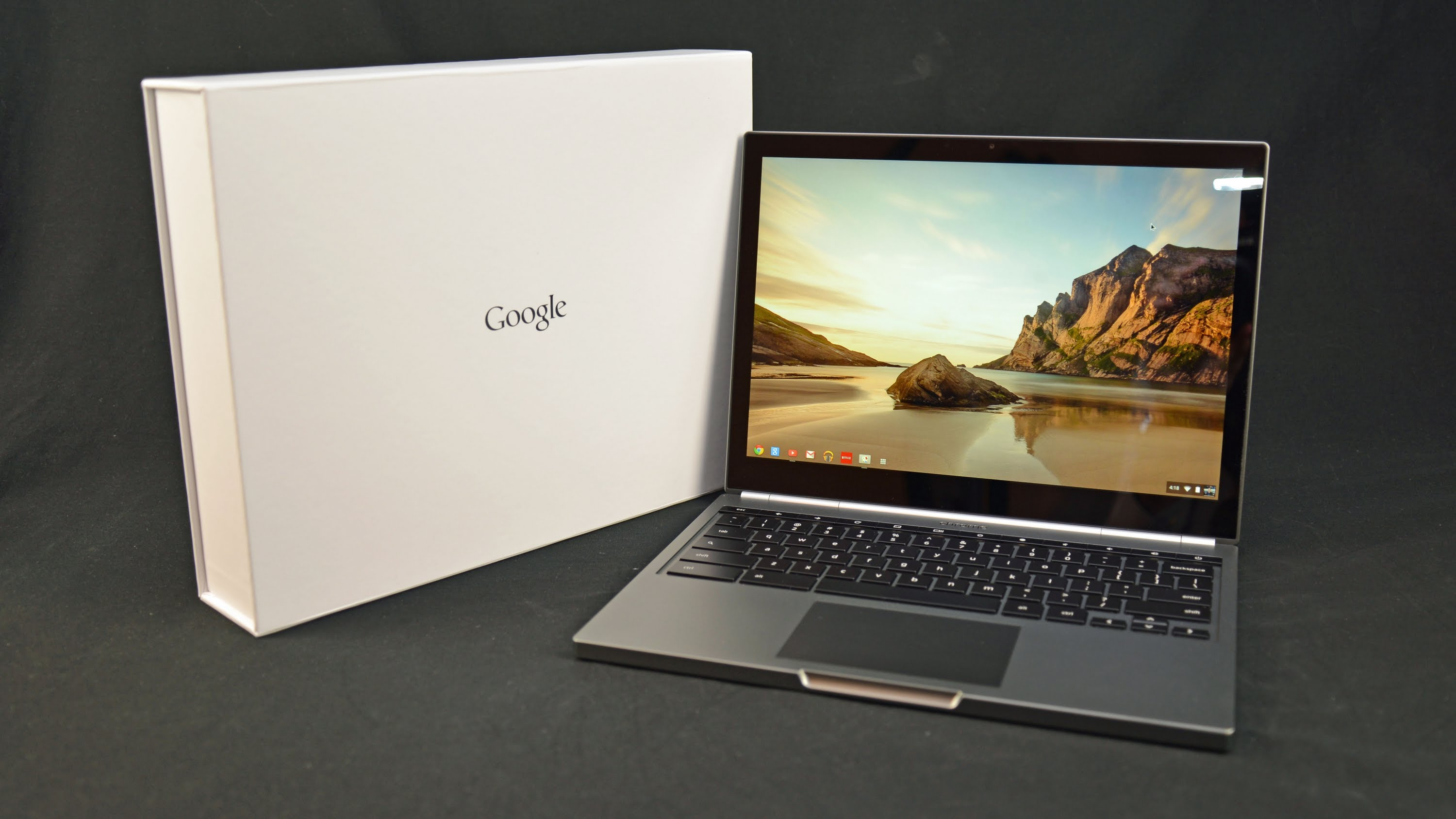 Chromebook Pixel Design
