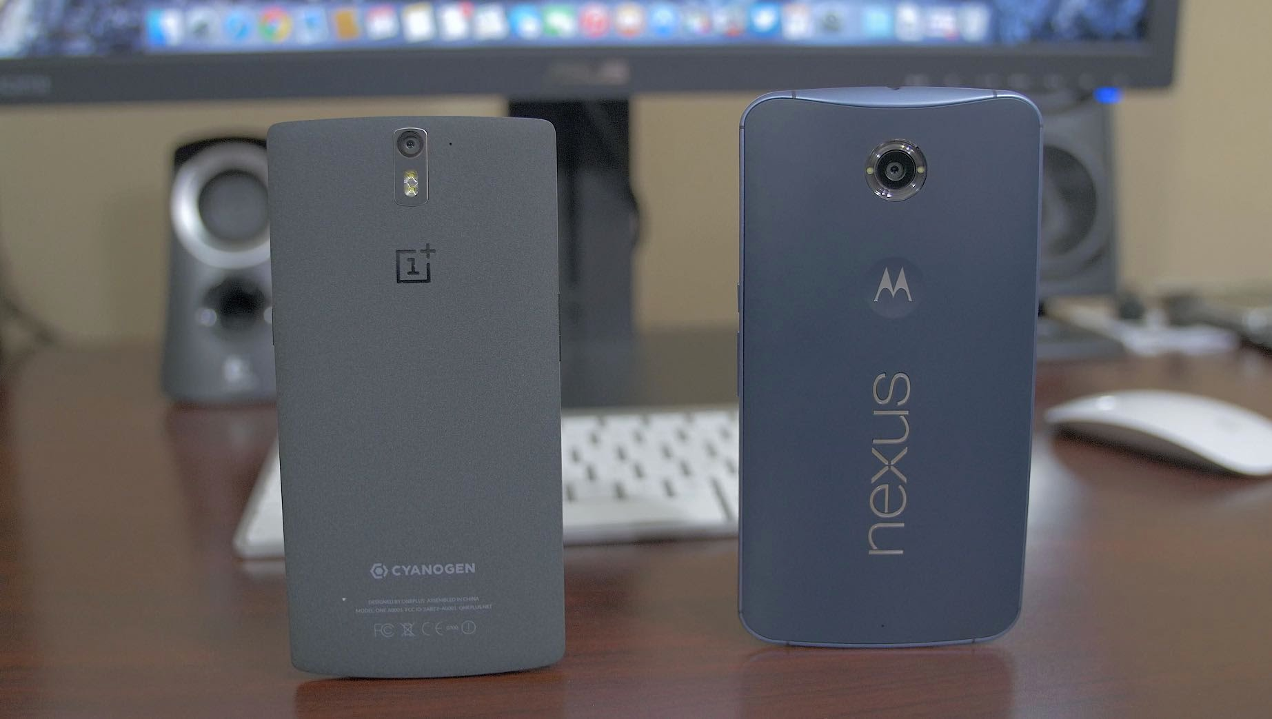 OnePlus One and the Nexus 6 Review