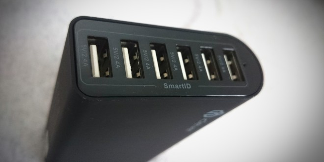 iClever 6-Port Wall Charger Review
