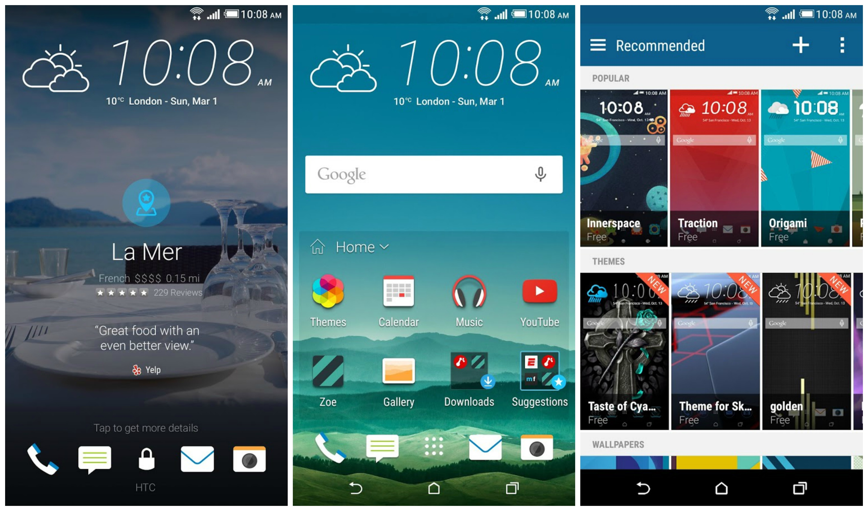 HTC One M9 & Android Lollipop 5.0