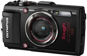 Olympus TG-4 16 MP Black