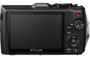 Olympus TG-4 16 MP Back