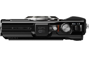 Camera Olympus TG-4 16 MP Top
