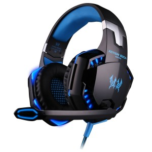 VersionTech Comfortable LED 3.5mm Stereo Gaming Headset