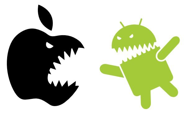 The Clash Of Titans Android Vs Ios