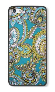 iPhone Case AOFFLY Vera Bradley Case For Apple iPhone 5C