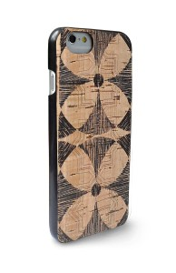 Pilos Design Printed Cork Case for iPhone 6s