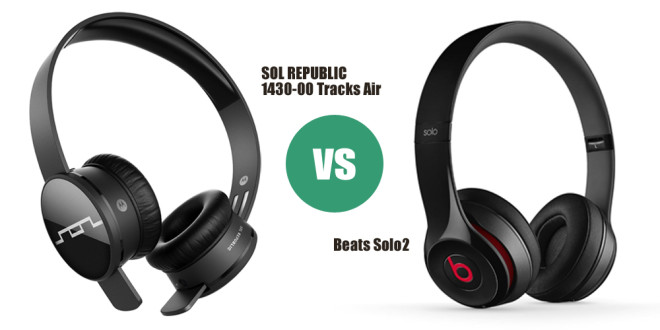 SOL REPUBLIC 1430-00 Tracks Air or Beats Solo2