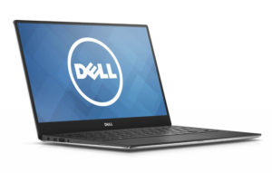 Dell XPS 13 QHD 13.3 Inch Touchscreen Laptop