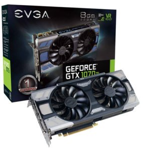 EVGA GeForce GTX 1070 Ti FTW2