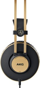 AKG K92 - Cheap Headphones