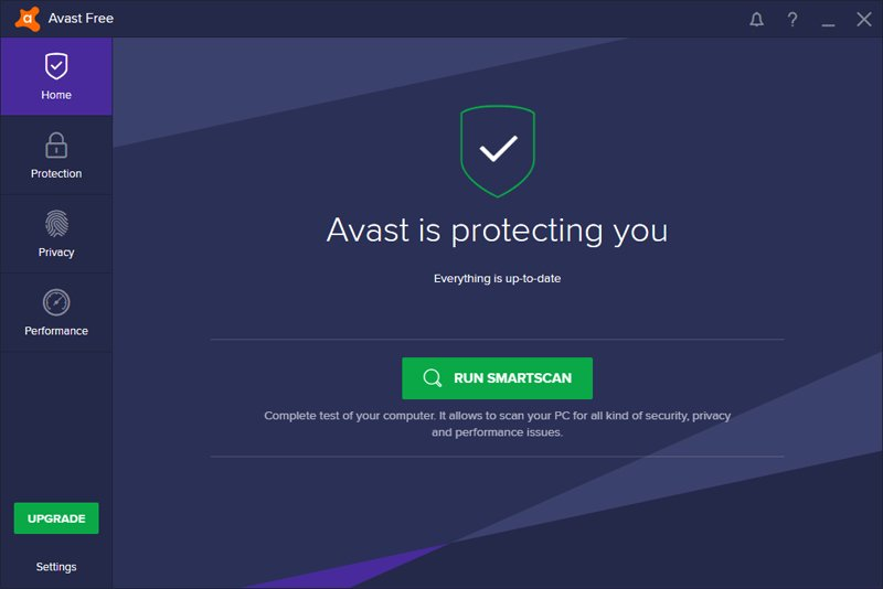 Avast - You are Protected